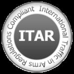 ITAR Compliant Badge