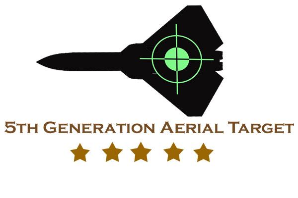 5th generational aerial target badge